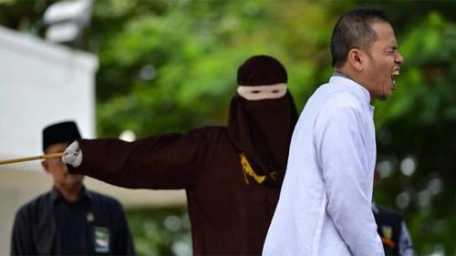 অপরাধ করে শাস্তি পেলেন 'মুসলিম আইন প্রণেতা'