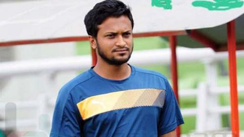 Shakib congratulates 'his' Bangladesh Team
