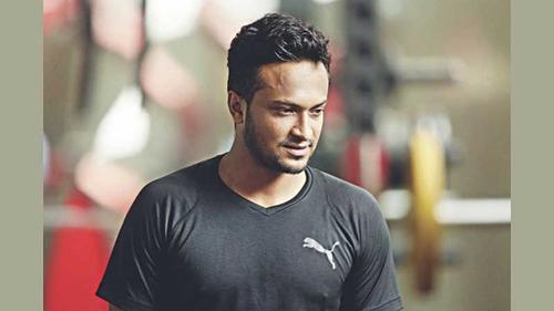 Shakib congratulates Bangladesh Team
