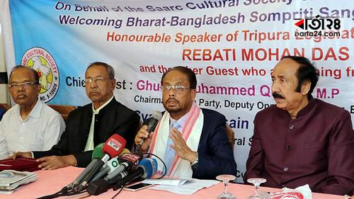 'There will be no impact of NRC in Bangladesh'- JP chairman GM Kader