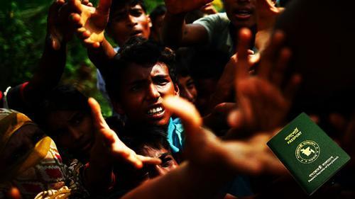 বাংলাদেশি পাসপোর্টে রোহিঙ্গাদের বিদেশযাত্রায় 'না'