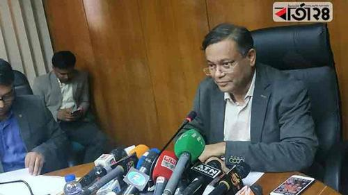 'All are deserting BNP for negative politics'- Hasan Mahmud