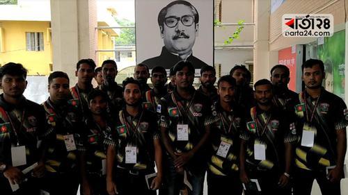 ভারত সফরে গোপালগঞ্জ স্পোর্টিং প্রতিবন্ধী ক্রিকেট দল