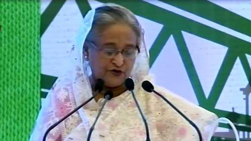 PM urges world community to solve Rohingya crisis