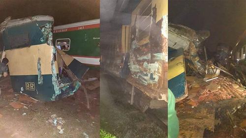 ঢাকা-সিলেট-চট্টগ্রাম রেল যোগাযোগ বন্ধ