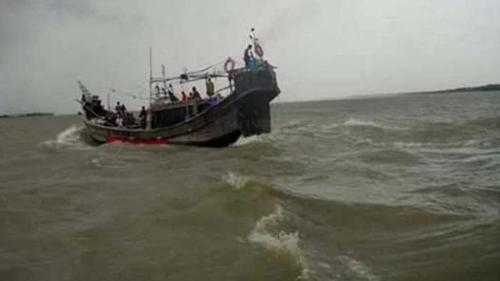 Dead body of nine fishermen recovered