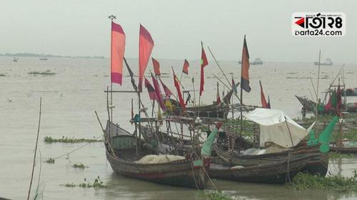 Fifteen fishermen of Barguna are still missing