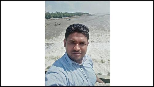 নোয়াখালীতে বাসের ধাক্কায় যুবদল নেতা নিহত