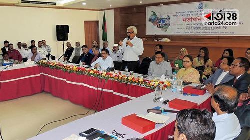 'গ্যাস ছাড়া রংপুর অঞ্চলে শিল্পায়ন সম্ভব নয়'
