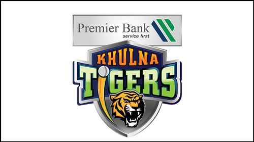 Premier Bank bought Title sponsorship of Khulna Tigers