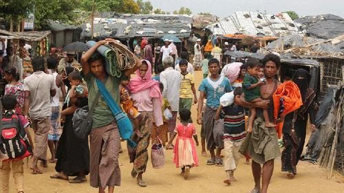 বাংলাদেশ প্রত্যাবাসন বন্ধ রেখেছে, দাবি মিয়ানমারের