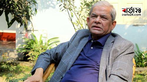 সরকার খালেদা জিয়ার মুক্তি চায় না: মির্জা ফখরুল