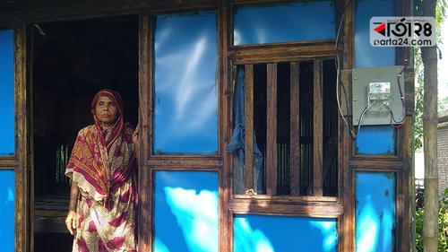 বিনামূল্যে বিদ্যুৎ সংযোগ পেলেন বীরাঙ্গনা ফুলবরু