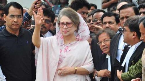 Khaleda's appeal hearing deferred