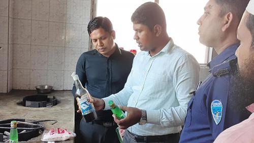 নোয়াখালীতে ভেজাল পণ্য ব্যবহার করায় ৩ রেস্টুরেন্টকে জরিমানা