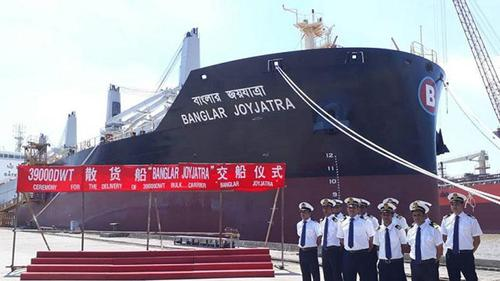 Prime Minister to launch five Ocean going ships