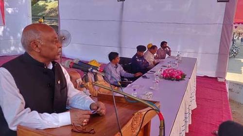 'কবি নজরুলকে বঙ্গবন্ধু মর্যাদার আসনে বসিয়েছিলেন'