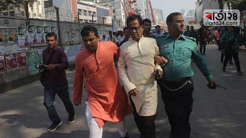 BNP leader ABM Mosharraf arrested