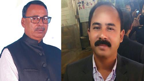 রাণীশংকৈল উপজেলা আ.লীগ সভাপতি সইদুল, সম্পাদক তাজ