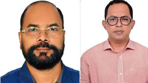Rafiq and Riaz elected president and secretary of DRU