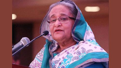 Want peaceful solution to Rohingya crisis: PM