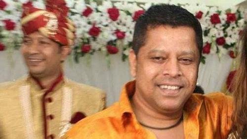 Raid on Banani residence of Salim Prodhan