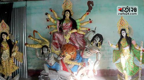 ঠাকুরগাঁওয়ে রশিক রায় মন্দিরে ১৪৪ ধারা জারি