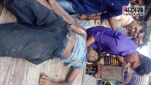 শার্শায় ট্রাকের ধাক্কায় মোটরসাইকেল চালক নিহত
