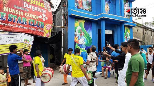 কলকাতার যে দুর্গাপূজা আয়োজনে মুসলমানেরা, ঈদে হিন্দুরা