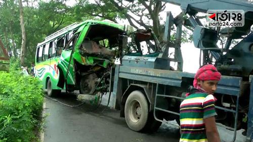 3 killed in Faridpur bus accident