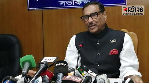 No crime will be spared in Hasina regime: Quader