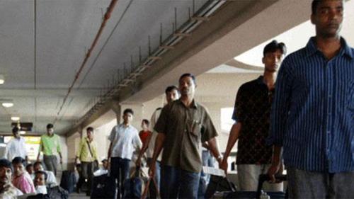 চলতি মাসে সৌদি থেকে দেশে ফিরলেন ৪৪১ জন কর্মী