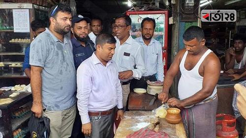 গোপালগঞ্জে ৬ প্রতিষ্ঠানকে ২০ হাজার টাকা জরিমানা