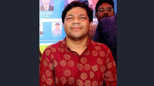 বশেমুরবিপ্রবির প্রক্টর আশিকুজ্জামান..