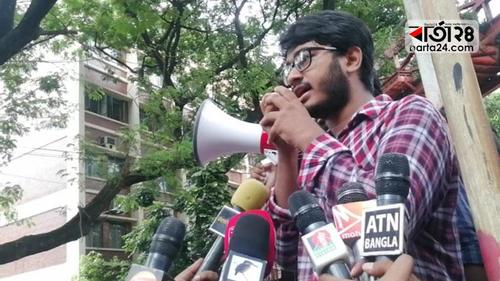 Don't want ban on student's politics but ban on organizational politics