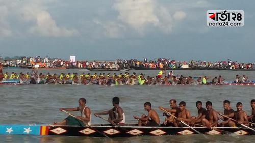 সিরাজগঞ্জে নৌকা বাইচে নৌকাডুবি, নিখোঁজ ২