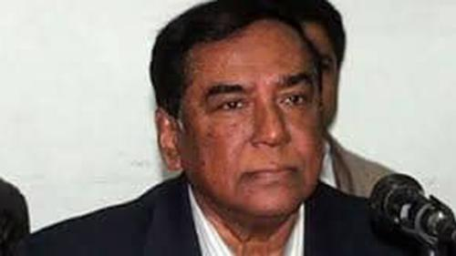 BNP Vice Chairman Major (retd) Hafiz arrested