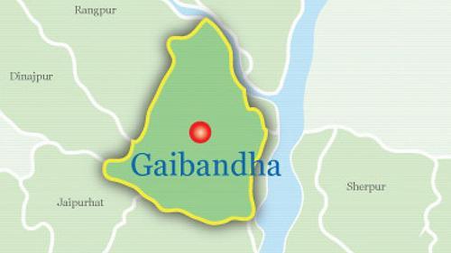 Elderly man died being hit by bus in Gobindganj