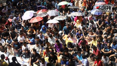 Buet students to go on movement from Tuesday