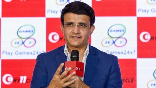 ভারতীয় ক্রিকেটের নতুন 'বস' সৌরভ গাঙ্গুলি!