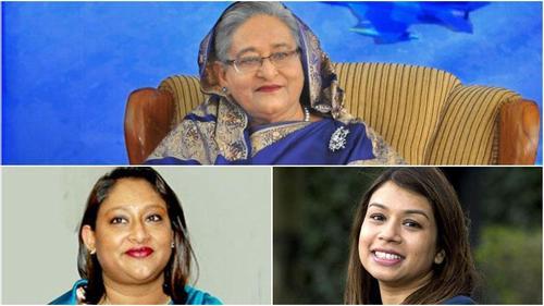 Cabinet congratulates Hasina, Putul, Tulip