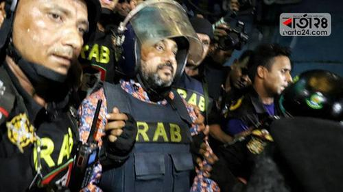 Shamrat placed on 10-day remand