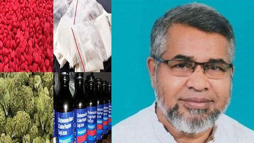 Pagla Mizan's drug syndicate still active