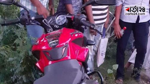 ধামরাইয়ে বাসচাপায় মোটরসাইকেল চালক নিহত