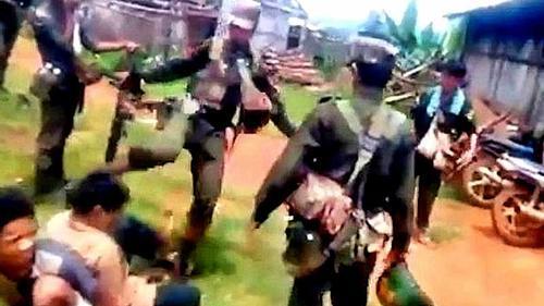জাতিগত নৃশংসতা চালিয়েই যাচ্ছে মিয়ানমার সেনাবাহিনী