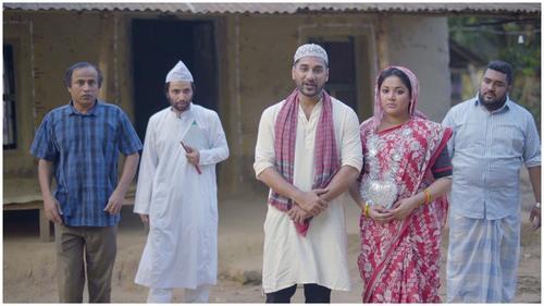 'বিবাহ সংকট'-এ উর্মিলা-সজল