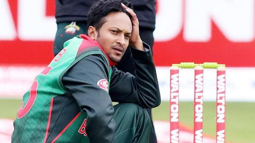 BCB is doubtful about Sakib!
