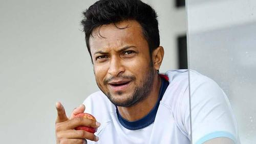 Is Shakib going on India tour will be known on Tuesday