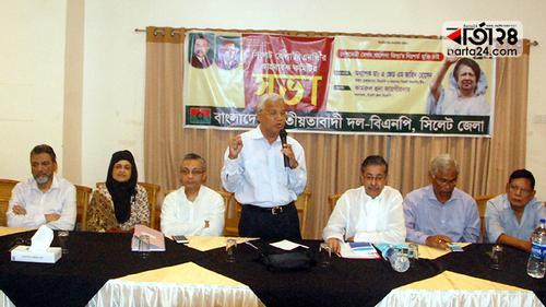 খালেদা জিয়া গুরুতর অসুস্থ: জাহিদ হোসেন