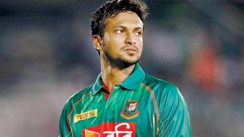World media head liner Shakib Al Hassan is in real trouble!
